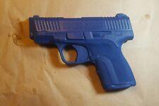 Honor Guard 9mm Dummy Gun Blue Gun Mold Training Holsters