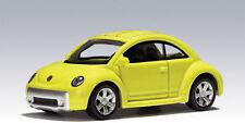 Voitures, camions et fourgons miniatures jaunes AUTOart 1:43