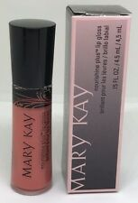 Mary Kay Nourishine PLUS Lip Gloss Color Limited Edition - You Choose - NEW