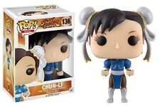 Funko - POP Games: Street Fighter - Chun-Li