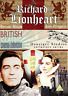 Richard The Lionheart (UK IMPORT) DVD [REGION 2] NEW