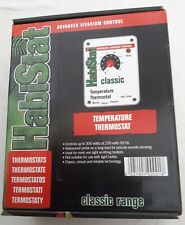 Habistat Temperature Thermostat ~ Classic Range ~ 300W