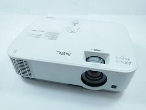 NEC ME301X NP-ME301X 3LCD XGA HDMI Projector 92% Lamp Remaining