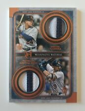 2018 Topps Museum Meaningful Materials Jersey Miguel Cabrera Castellanos 29/35