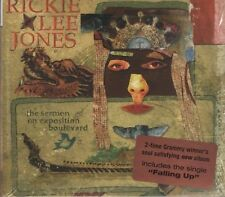 RICKIE LEE JONES The Sermon On Exposition Boulevard CD ALBUM  NEW - STILL SEALED