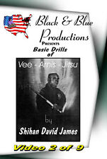 David James - Vee-Arnis-Jitsu Vol. #2 Punching, Choking , Armlocking Drills DVD