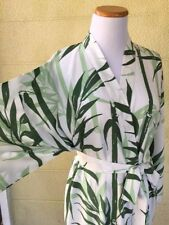 Silky Bamboo Robe - Big Bamboo (long length)