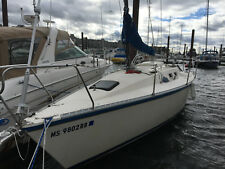 1985 Hunter 25.5 Sailboat