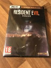 PC  :      RESIDENT EVIL      BIOHAZARD        GOLD EDITION          PAL EUR