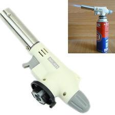 2017Gas Butane Flame Gun Blow Torch Burner Welding Solder Iron Soldering Lighter