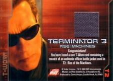 TERMINATOR  3 RISE OF THE MACHINE  T3  COSTUME CARD       CHOOSE by COMIC IMAGES