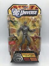 DC Universe classics White Lantern Flash Wave 20 Action Figure 6 2011 NEW W7505