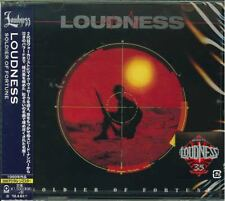 Soldier of Fortune by Loudness (CD, Jun-2017)
