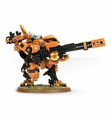 Warhammer 40000 56-15 Xv88 Broadside Battlesuit Figura + 2 aviones no tripulados (Kit) T48 Post