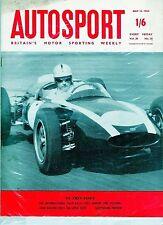 Autosport May 13th 1960 *Lotus Elite test & Tulip Rally