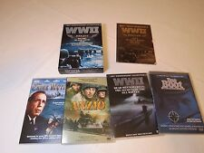 Ww Ii 60th Anniversary Commemorative Box Set Dvd Das Boot Anzio Caine Mutiny