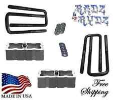 "1988-2016 Chevy Silverado GMC Sierra C K 1500 2"" Lift Blocks Leveling Lift Kit"