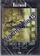 Les Chasses du comte Zaroff - Irving Pichel Ernest B. Schoedsack  VO ST NEUF