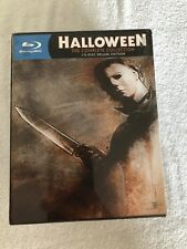 Halloween: The Complete Collection Blu-Ray plus more rare items 19 Discs READ