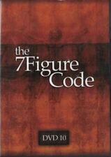 The 7 Figure Code Set Internet Marketing Drew Miles Taxes & Assets DVD No 10