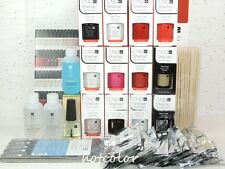 CND Gel INTRO Pack Color Kit of 10 Colors & Base Top Coat / Intro Pack System