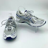 Asics Running Shoes GT-2160 Women's 11 Metallic & Purple Trim Athletic T154N