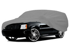 FULL CAR COVER Deluxe Indoor Breathable Dust Proof LIFETIME WARRANTY