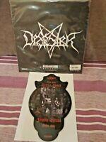 Desaster-Zombie Ritual Devil's Sword lp Venom Bathory Absu Bewitced Sabbat Zemia