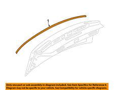 AUDI OEM 12-16 A6 Quattro-Spoiler / Wing Kit 4G5827933GRU