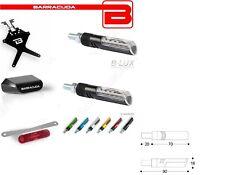 Portatarga + Luce Targa LED + Catadiottro + Frecce IDEA YAMAHA MT-07 TRACER