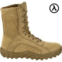 5 11 Tactical Evo 8 Desert Side Zip Boots Military