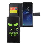 Samsung Galaxy S8 Plus Étui Coque Téléphone Portable Protection Pochette de
