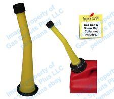 CHILTON GAS CAN YELLOW SPOUT AftrMrk SearsCraftsman P10 P15 P20 P25 P50 P60 P500