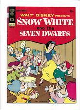 SNOW WHITE & THE SEVEN DWARFS [1960's? VG-FN] REPRINTS FC #382