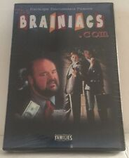 The Brainiacs.Com (DVD, 2003) Feature Films for Families Series [BRAND NEW]