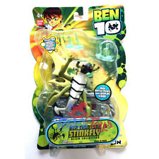 Ben 10 Classic Action Figure - Stinkfly (Battle Version)