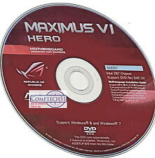 ASUS Maximus VI  Hero MOTHERBOARD AUTO INSTALL DRIVERS M3097