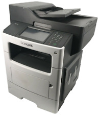 Lexmark XM3150 Multifunction LASER PRINTER COPY FAX SCAN 35S6830 (99213 Pages)