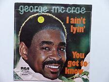 GEORGE MC CRAE I ain't lyin XB 02047