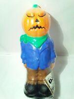 New EMPIRE Blow Mold Light Topper Halloween Pumpkin Man NOS Sealed 1998 Toro