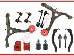 14PC Front Lower Control Arm Kit for 2007-2008 Acura TL