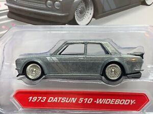 1973 Datsun 510 Widebody Jada JDM Tuners Metals Diecast Car