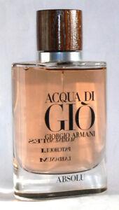 GIORGIO ARMANI ACQUA DI GIO ABSOLU 75ML.EDP.spray.