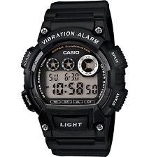 Casio W735H-1AV, Digital Watch, Countdown Timer, Stopwatch, Vibrating Alarm