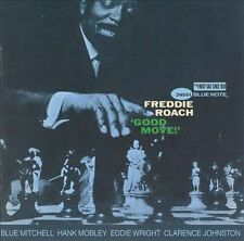Good Move! [Remaster] by Freddie Roach (CD, May-2000, Blue Note (Label))