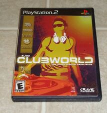 Sony Playstation 2 eJay Clubworld Complete PS2