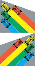 Super Sprint Sideart Set (2 pc set)