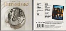 Very Best of FLEETWOOD MAC 2002 Reprise 2 CD Set (Greatest Hits) 70s & 80s Rock