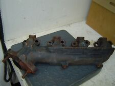 1986 Ford Bronco 351W exhaust manifold right side.