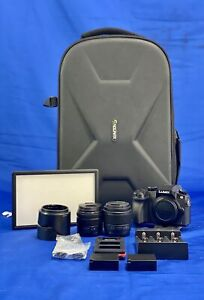 Panasonic LUMIX G7 4K Digital Camera w/ Accessories (37076-1)